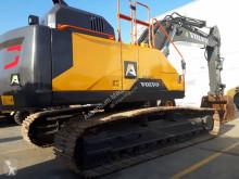 Excavadora Volvo EC 380EL excavadora de cadenas usada