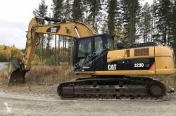 Caterpillar 329DLN excavator pe şenile second-hand