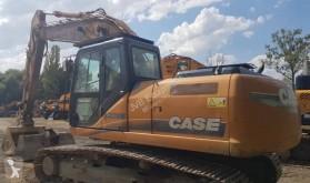 Case CX210B used track excavator