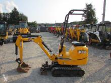 Excavadora JCB 8008 CTS miniexcavadora usada