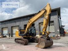 Excavadora Caterpillar 323EL excavadora de cadenas usada