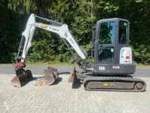 Bobcat E 35 tweedehands mini-graafmachine