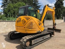 JCB 8080 ATTACHE RAPIDE 4 GODETS mini-excavator second-hand