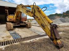Excavadora excavadora de ruedas Komatsu PW148-10