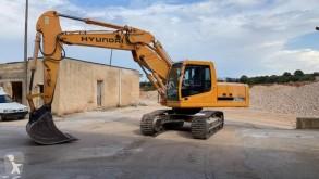 Excavadora Hyundai LNC-7 excavadora de cadenas usada