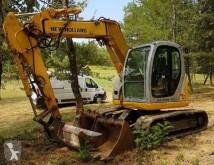 Excavadora New Holland E 70 SR M miniexcavadora usada