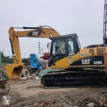 Caterpillar 320D 320D excavadora de cadenas usada