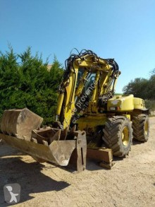 Used wheel excavator Mecalac 12 MXT