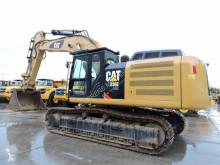 Caterpillar 336E pásová lopata použitý