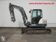 Excavadora Terex TC 75 excavadora de cadenas usada