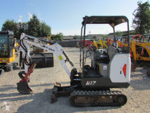 Mini-graafmachine Bobcat E 17
