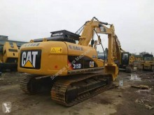 Caterpillar 315 315D used track excavator