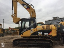 Caterpillar 320D 320D pásová lopata použitý