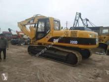 Caterpillar 320D 320D верижен багер втора употреба