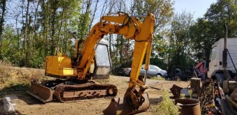 JCB JS70 mini-excavator second-hand