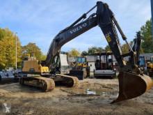 Excavadora Volvo EC220EL excavadora de cadenas usada