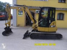 Caterpillar 305E CR 3 used mini excavator