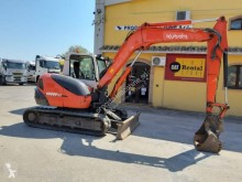 Kubota KX080-3a mini-excavator second-hand