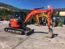 Kubota U55-4 mini-excavator second-hand