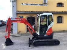 Kubota U25-3 mini-excavator second-hand