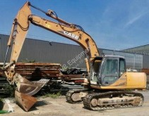 Case CX160 excavator pe şenile second-hand