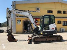 Bobcat E 80 mini pelle occasion