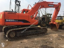 Doosan DH220 LC DH220LC-7 used track excavator