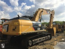 Caterpillar 330DL 330DL 330D used track excavator