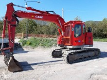 Case CX135SR used track excavator