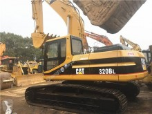 Excavadora Caterpillar 320BL 320BL excavadora de cadenas usada