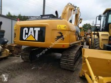 Excavadora Caterpillar 320DL 320D L excavadora de cadenas usada