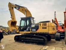 Caterpillar 320DL 320DL used track excavator