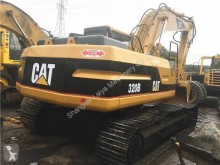 Caterpillar 320 320B used track excavator