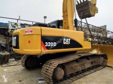 Caterpillar 320D 320D used track excavator