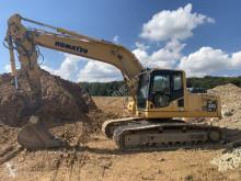 Excavadora Komatsu PC210LC8 excavadora de cadenas usada