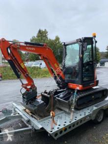Excavadora Kubota KX016-4 Minibagger miniexcavadora usada