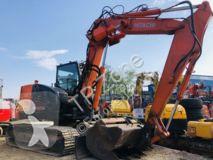 Used track excavator Hitachi ZX85USBLC-3