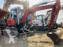 Kubota U35-3 mini-excavator second-hand