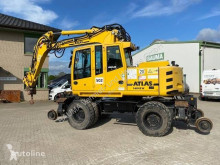 Atlas 1604 ZW (12001323) used rail excavator
