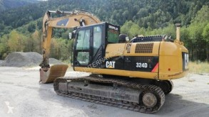 Tweedehands rupsgraafmachine Caterpillar 324DL