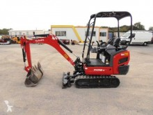 Kubota KX016-4 mini-excavator second-hand