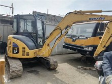 Komatsu PC55MR-3 PC55 used mini excavator