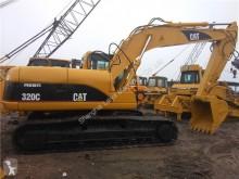 Excavadora Caterpillar 320C 320C excavadora de cadenas usada