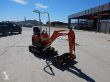 Kubota U10-3 mini-excavator second-hand