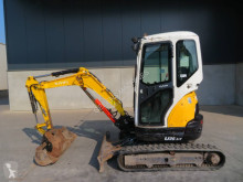 Kubota U 20-3a mini-excavator second-hand