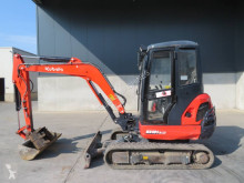 Kubota KX 101-3 A 3 mini-excavator second-hand