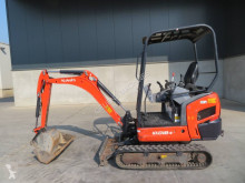 Kubota KX 018-4 mini-excavator second-hand