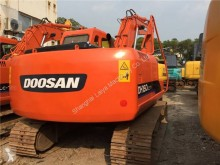Doosan DH220 LC DH225LC-7 used track excavator