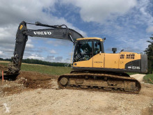 Tweedehands rupsgraafmachine Volvo EC210 CL