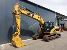Caterpillar 320DL used track excavator